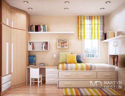 Особенности дизайна детской комнаты
