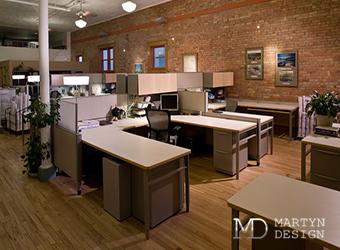 Дизайн интерьера офиса для логистической компании