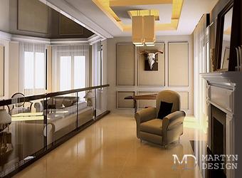 Ремонт квартиры на Остоженке по дизайн-проекту интерьера