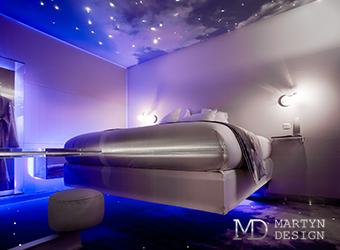 Дизайн спальни: интерьер как продолжение неба