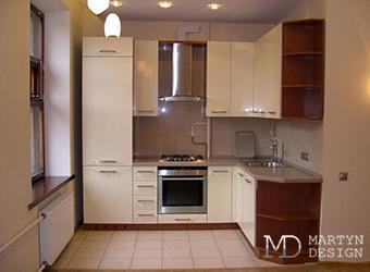 Дизайн малогабаритной кухни. Публикация в РИА Недвижимость