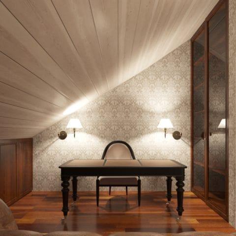 Дизайн 2 этажа в доме