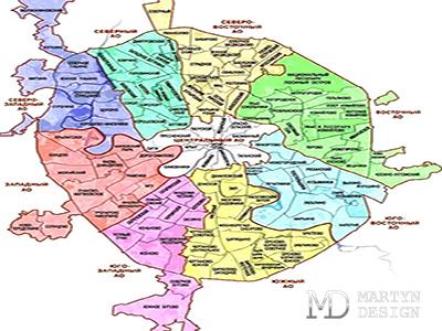 Где в Москве жить хорошо: центр vs. городские окраины