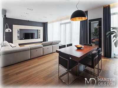5 правил объединения пространства квартиры-студии
