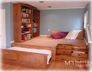 5 способов сэкономить пространство маленькой спальни