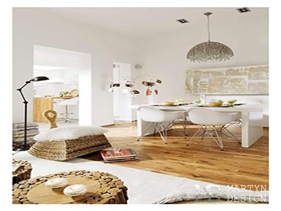 Дизайн квартиры для нежданных чаепитий с Алисой