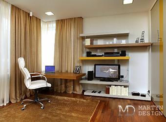 Интерьер современного кабинета