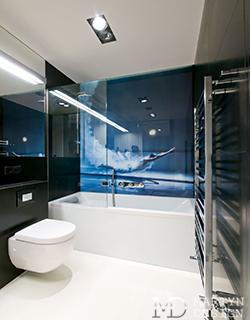 Дизайн современной ванной. Водный мир по своим правилам