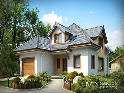 Воплощение в жизнь дизайн-проекта загородного дома