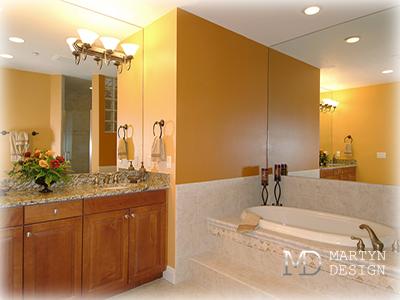 Дизайн ванной комнаты. Фото после ремонта
