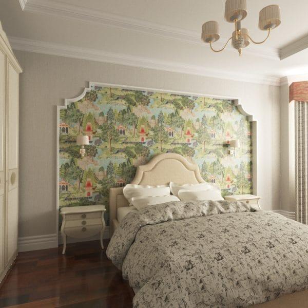 Дизайн спальн