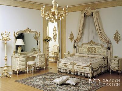 Весенний интерьер, или Спальня графини де Монсоро