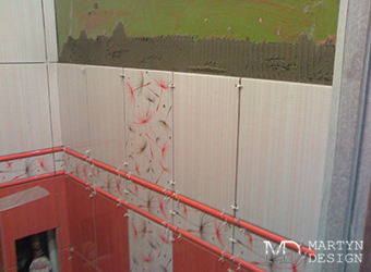 Укладка плитки как этап ремонта по дизайн-проекту