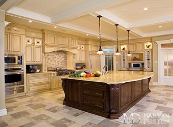 Фото интерьеров кухни после ремонта по дизайн-проекту
