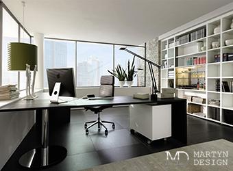 Фото интерьеров офиса после ремонта по дизайн-проекту