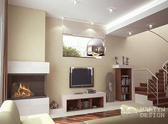Дизайн-проект, воплощенный в интерьере квартиры: визуализации и фото