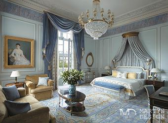 Французская спальня для наблюдения за звездопадом