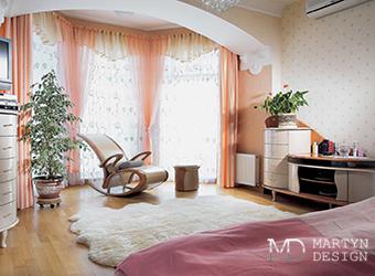 Женская история – небольшая уютная квартира для матери и дочери