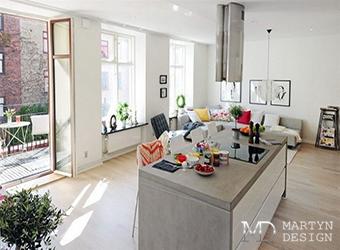 Черты скандинавского стиля в дизайне квартиры