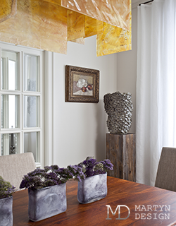 Эклектика в дизайне квартиры на Остоженке