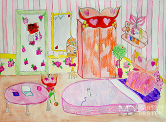 Конкурс детского рисунка – как все начиналось