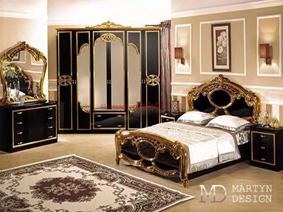 Военные мотивы в дизайне интерьера спальни