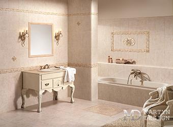 Интерьер бежевой ванной: мы знаем, о чем вы мечтали