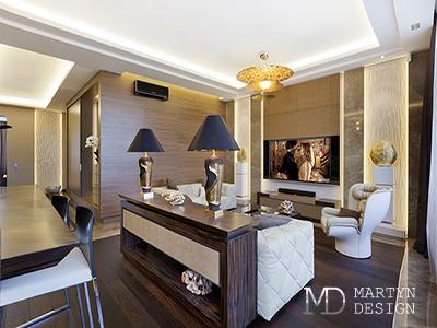 Дизайн интерьера квартиры и дома в стиле ар-деко