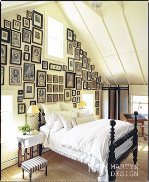 Дизайн интерьера квартиры с семейной историей