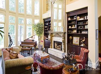 Литературно-музыкальный салон, или гостиная с роялем