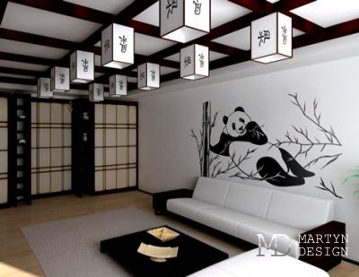 Что представляет собой японский дизайн интерьера?