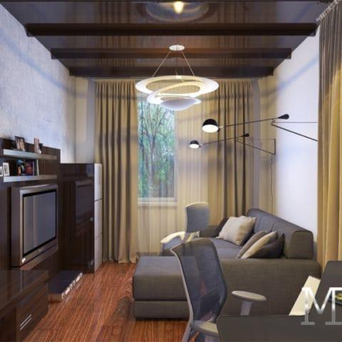 Дизайн интереьра дома