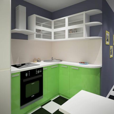 Дизайн квартир в доме п44т