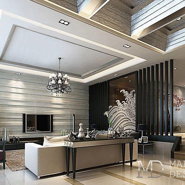 Дизайн проект 4 комнатной квартиры в доме КОПЭ
