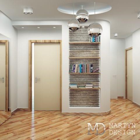 Дизайн интерьера двушки в доме серии п44т