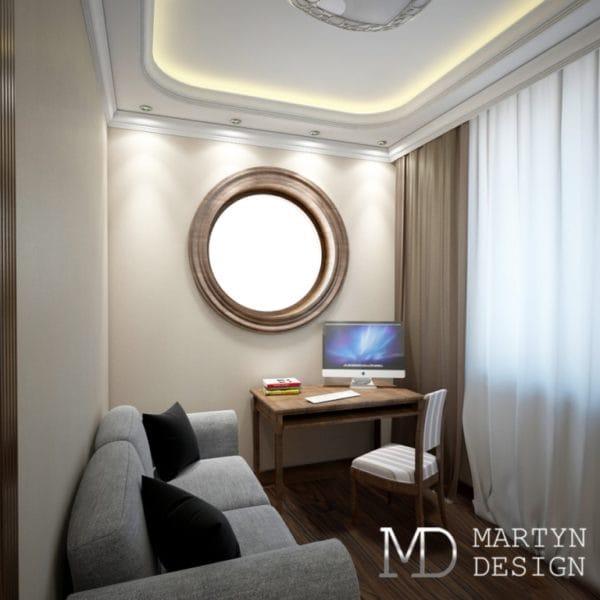Дизайн проект в частном доме