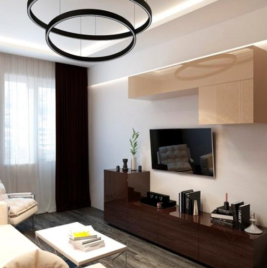 Интерьер квартиры холостяка
