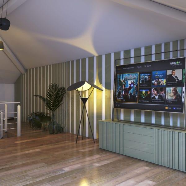 Дизайн-проект двухэтажного дома