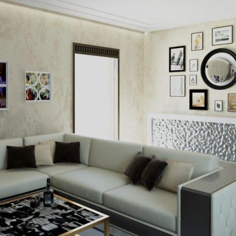Дизайн комнат в частном доме