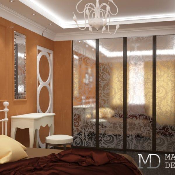 Дизайн 2 комнатной квартиры 40 кв м