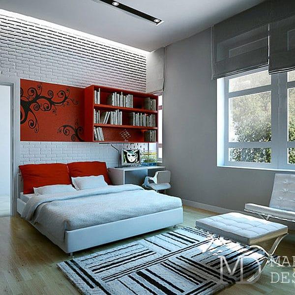 дизайн 3 комнатной квартиры 100 кв м