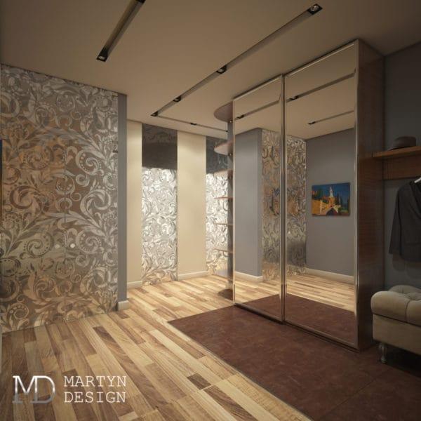 дизайн 3 комнатной квартиры серии п44т