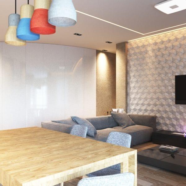 дизайн 3 комнатой квартиры хрущевки
