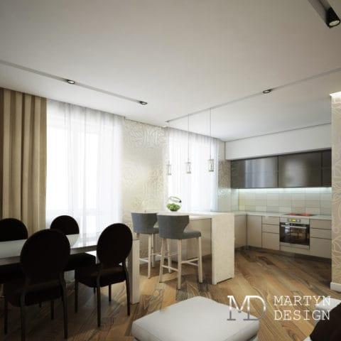 дизайн 4 х комнатной квартиры в панельном доме