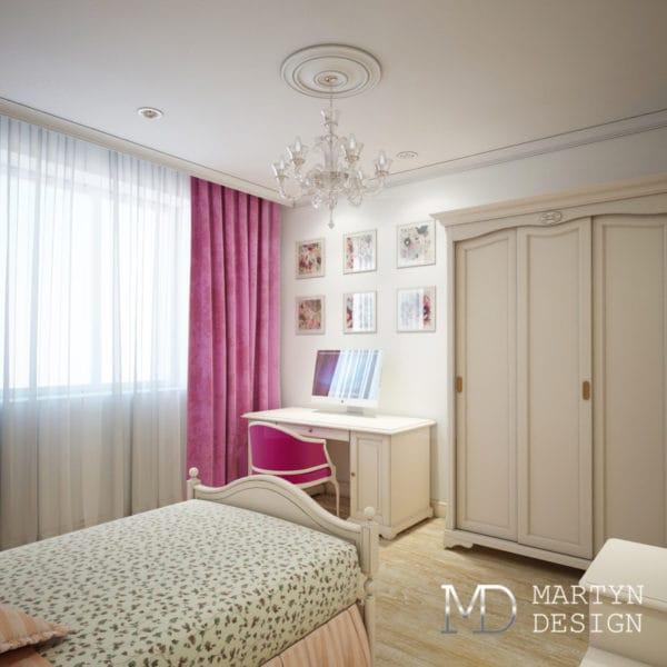 дизайн 4 комнатной квартиры в панельном доме