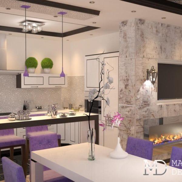 Дизайн двухкомнатной квартиры хрущевки 44 кв. м