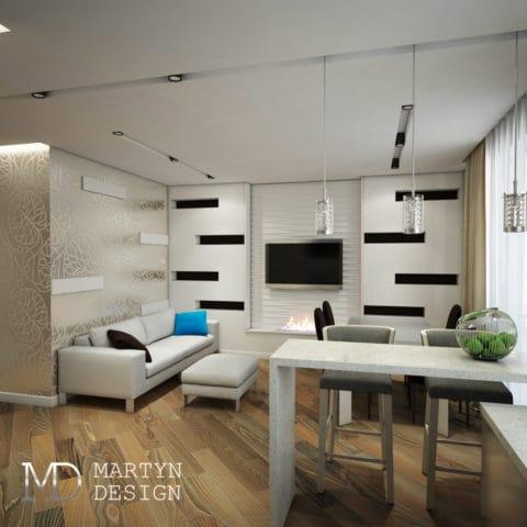 дизайн кухни столовой в квартире