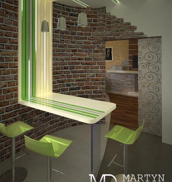 Дизайн квартиры размером 60 квадратных метров