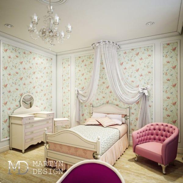 дизайн проект 4 х комнатной квартиры в панельном доме