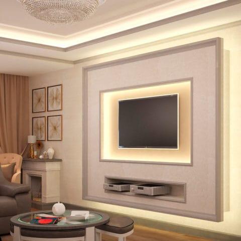 дизайн трехкомнатной квартиры 85 кв м